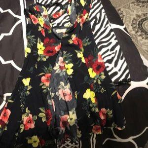 I am selling a flower dress